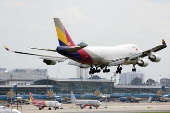 HL7419 - Asiana Cargo Boeing 747-400F, ERF