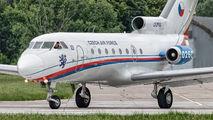 0260 - Czech - Air Force Yakovlev Yak-40 aircraft