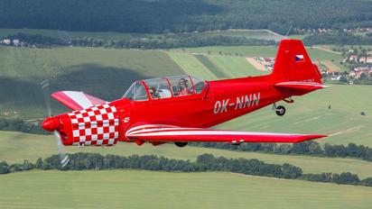 OK-NNN - Aeroklub Luhačovice Zlín Aircraft Z-526F
