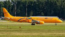 SP-LNO - LOT - Polish Airlines Embraer ERJ-195 (190-200) aircraft