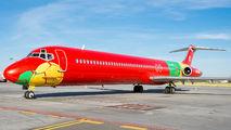 OY-RUE - Danish Air Transport McDonnell Douglas MD-83 aircraft
