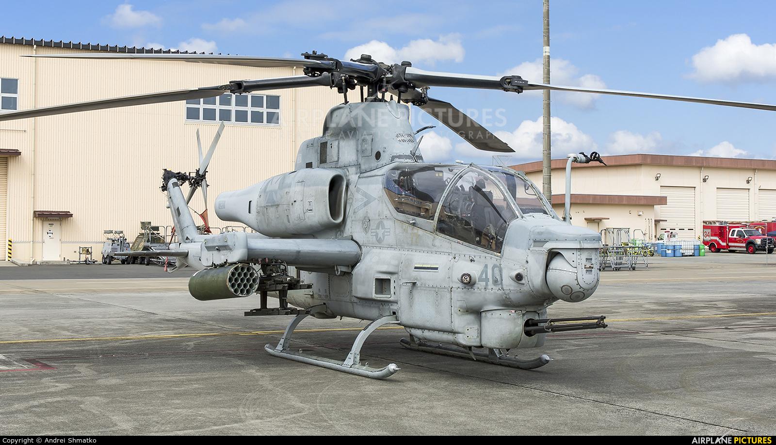 USA - Marine Corps 168400 aircraft at Yokota AB