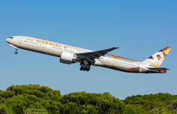 A6-ETF - Etihad Airways Boeing 777-300ER