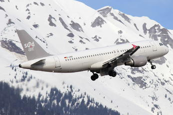 D-ASEE - Sundair Airbus A320