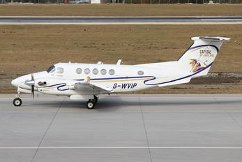 G-WVIP - Private Beechcraft 200 King Air
