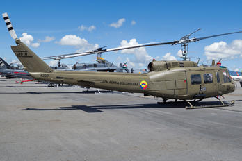 FAC4207 - Colombia - Air Force Bell UH-1H Iroquois