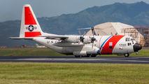 1708 - USA - Coast Guard Lockheed HC-130H Hercules aircraft