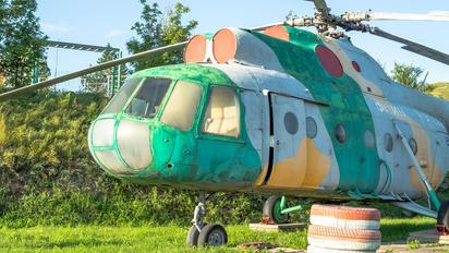 - - Russia - Air Force Mil Mi-8