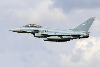 31+39 - Germany - Air Force Eurofighter Typhoon