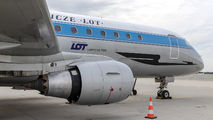 SP-LIM - LOT - Polish Airlines Embraer ERJ-175 (170-200) aircraft