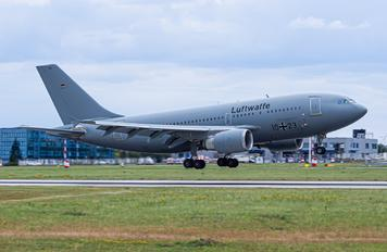 10+23 - Germany - Air Force Airbus A310
