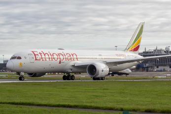 ET-AXL - Ethiopian Airlines Boeing 787-9 Dreamliner
