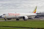 ET-AXL - Ethiopian Airlines Boeing 787-9 Dreamliner aircraft