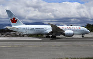 Air Canada Boeing 787 visited Guatemala  title=