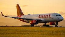 N603AV - Avianca Airbus A320 aircraft