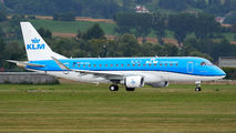 PH-EXL - KLM Cityhopper Embraer ERJ-175 (170-200) aircraft