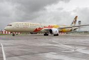 A6-BMD - Etihad Airways Boeing 787-10 Dreamliner aircraft