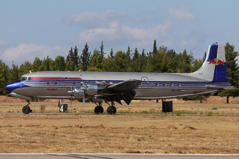 OE-LDM - The Flying Bulls Douglas DC-6B