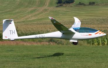 OK-6767 - Aeroklub Bŕeclav HPH Sailplanes 304MS Shark