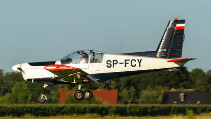 SP-FCY - Private Zlín Aircraft Z-142
