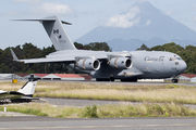 Rare visit of Canadian Boeing CC-177 to Guatemala title=