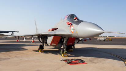 KBU711 - India - Air Force Mikoyan-Gurevich MiG-29