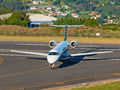 LECO Not regular flights; Charters and diverted