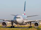 N291AY - American Airlines Airbus A330-200 aircraft