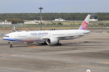 B-18003 - China Airlines Boeing 777-300ER