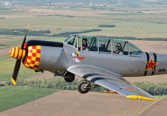 HA-NSR - Private Yakovlev Yak-52