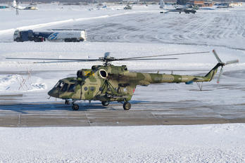 RF-95595 - Russia - Air Force Mil Mi-8AMTSh-1