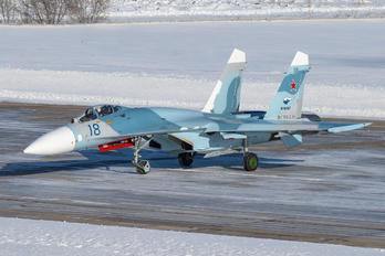 RF-92407 - Russia - Air Force Sukhoi Su-27P