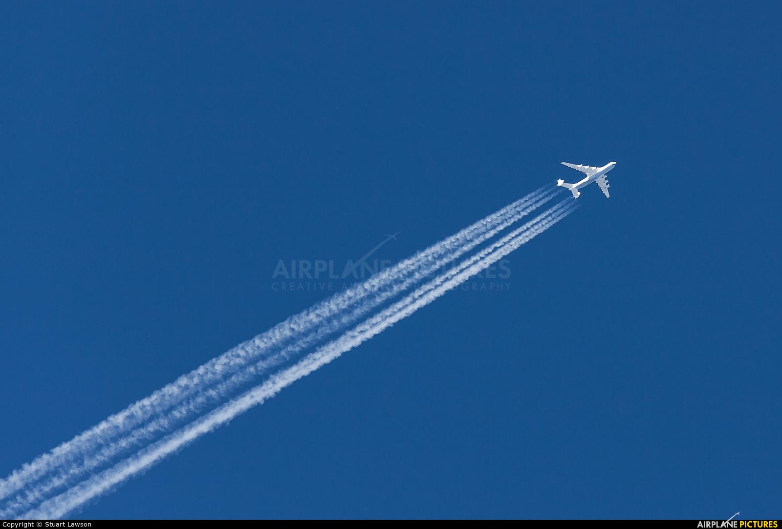 Antonov Airlines /  Design Bureau UR82060 aircraft at Abbots Bromley