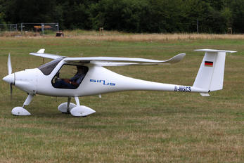 D-MSCS - Private Pipistrel Sinus