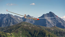 D-KLLG - Private Schleicher ASH-25 aircraft