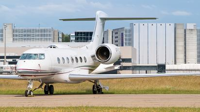 A7-CGT - Qatar Executive Gulfstream Aerospace G VII-G500