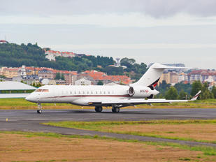 N142QS - Private Bombardier BD-700 Global 6000