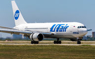 VP-BAG - UTair Boeing 767-200ER aircraft