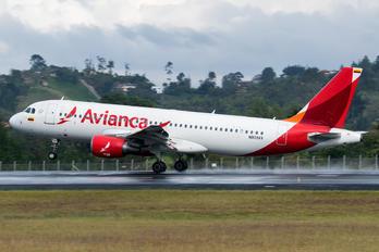 N939AV - Avianca Airbus A320