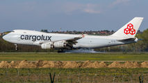 LX-ICL - Cargolux Boeing 747-400F, ERF aircraft