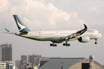 B-LRQ - Cathay Pacific Airbus A350-900