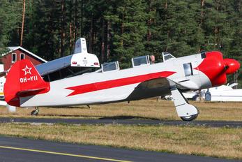 OH-YII - Private Yakovlev Yak-11