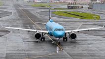 F-HBUZ - La Compagnie Airbus A321 NEO aircraft