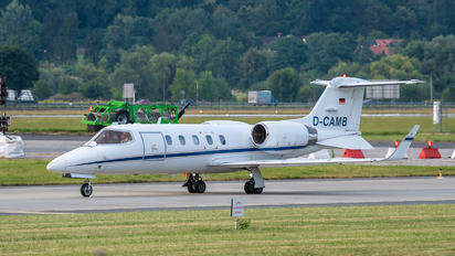 D-CAMB - Private Learjet 31
