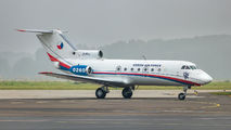 0260 - Czech - Air Force Yakovlev Yak-40 aircraft