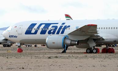 VP-BAW - UTair Boeing 767-200