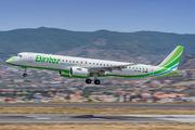 EC-NHA - Binter Canarias Embraer ERJ-195-E2 aircraft