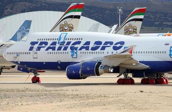 EI-XLL - Transaero Airlines Boeing 747-400