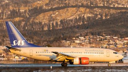 LN-RRM - SAS - Scandinavian Airlines Boeing 737-700