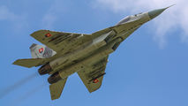 3911 - Slovakia -  Air Force Mikoyan-Gurevich MiG-29AS aircraft